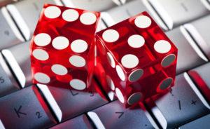 an online gambling company